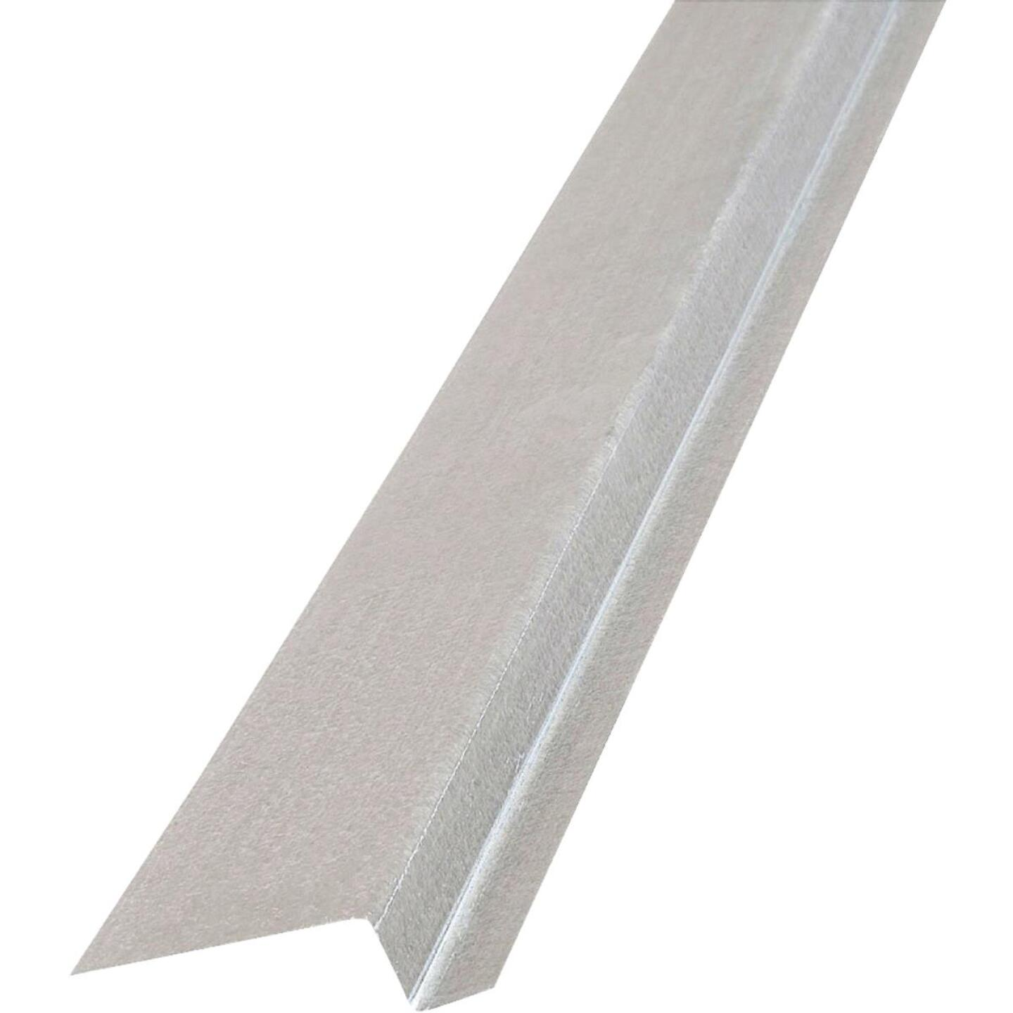 NorWesco 3/8 In. x 5/8 In. x 2 In. x 10 Ft. Mill Galvanized Ply Edge Z-Style Flashing Image 1