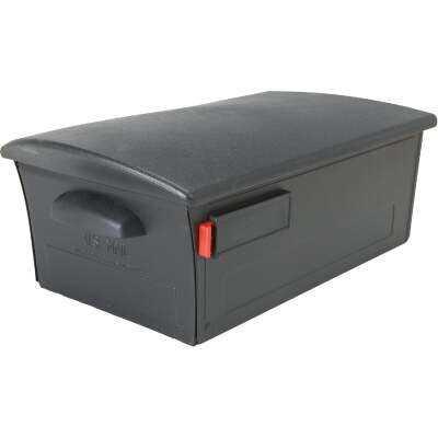 Gibraltar Mailsafe Post Mount Mailbox