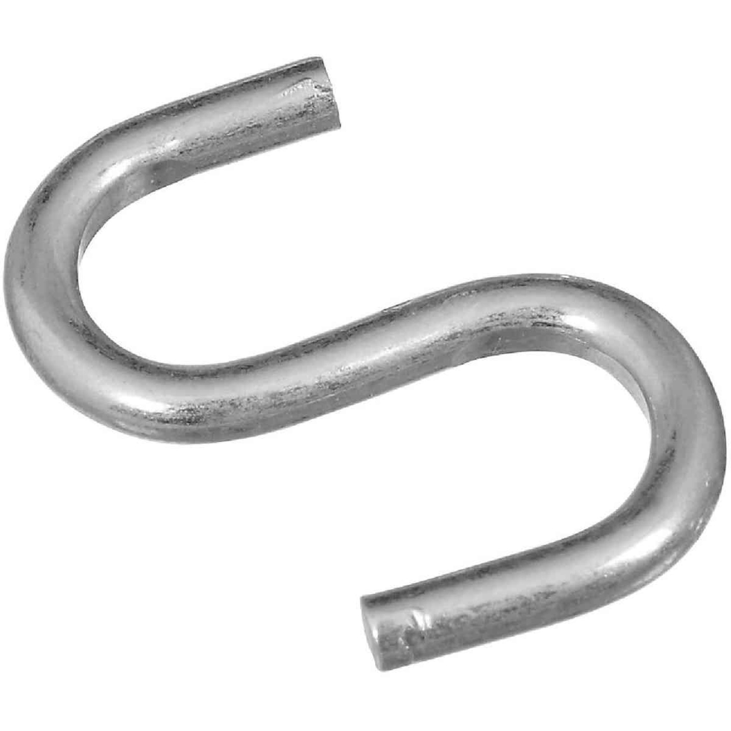 National 1 In. Zinc Heavy Open S Hook Image 1