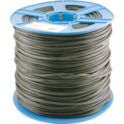 Prime-Line 0.185 In. Dia. x 1140 Ft. L. Black Vinyl Screen Retainer Spline