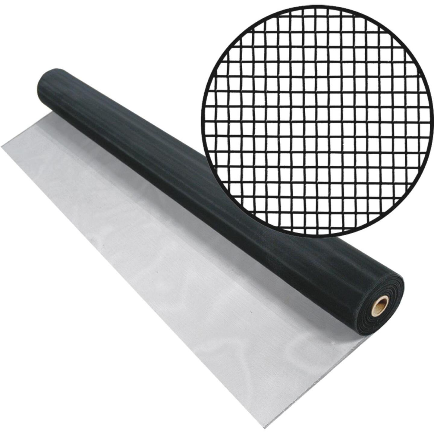 Phifer 48 In. x 100 Ft. Charcoal Aluminum Screen Image 1