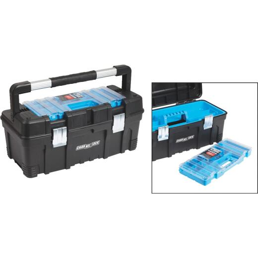 Channellock 22 In. Toolbox with Organizer