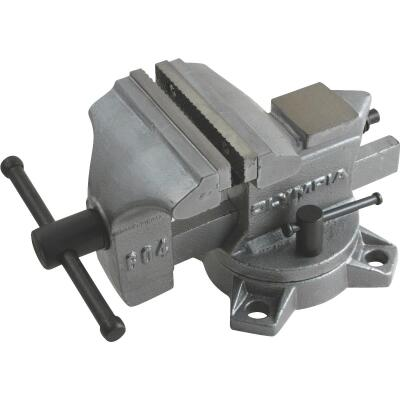 Olympia Tools 4 In. Workshop Bench Vise