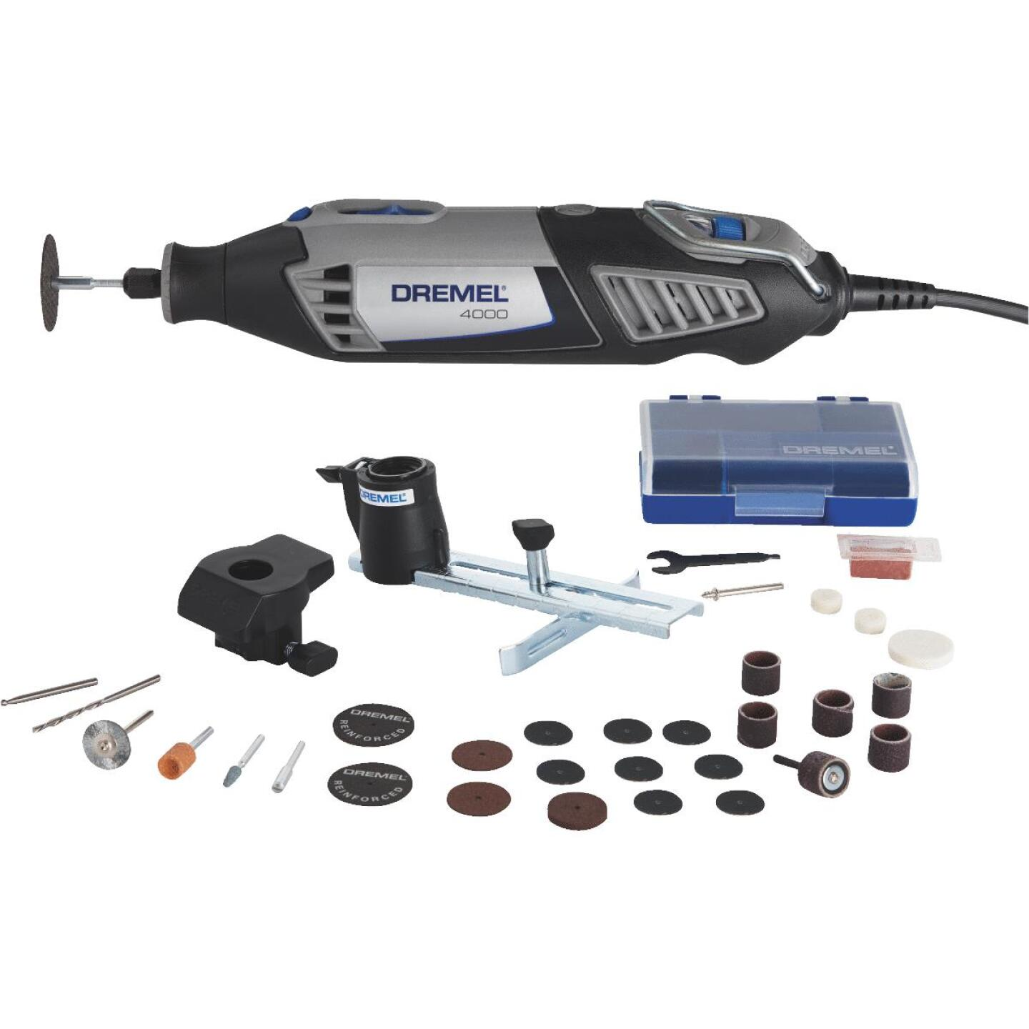 Dremel High Performance 120-Volt 1.6-Amp Variable Speed Electric Rotary Tool Kit Image 1