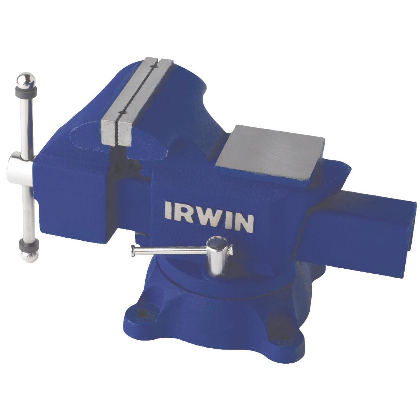 Irwin 4 In. Workshop Bench Vise Image 1