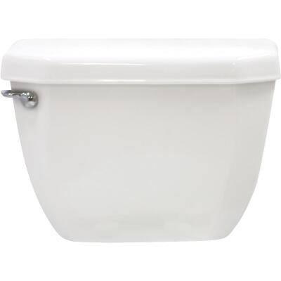 Cato White Vitreous China 1.28 GPF Toilet Tank