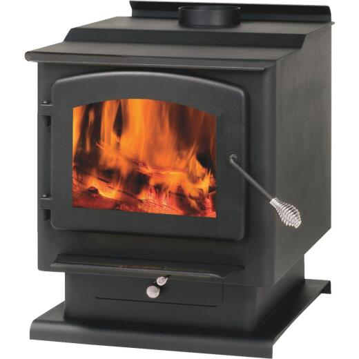 Summers Heat 2,200 Sq. Ft. Wood Stove