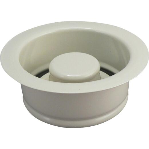 Do it Bisque Brass Disposer Flange and Stopper