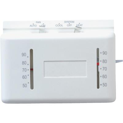 Do it Best 50 F to 90 F 24V Mechanical Thermostat