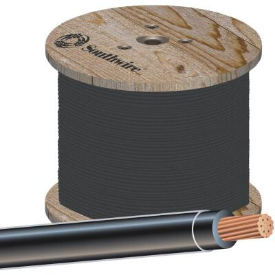 Southwire 500 Ft. 14 AWG Stranded Black THHN Wire