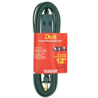 Do it 12 Ft. 16/2 Green Cube Tap Extension Cord Image 2