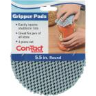 Con-Tact 5-1/2 In. Dia. Lagoon Gripper Pad (4 Count) Image 1