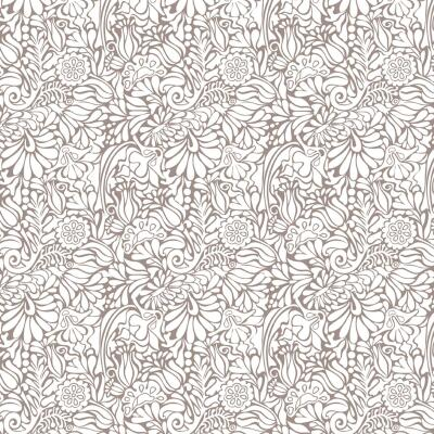 Con-Tact Creative Covering 18 In. x 9 Ft. Batik Taupe Self-Adhesive Shelf Liner