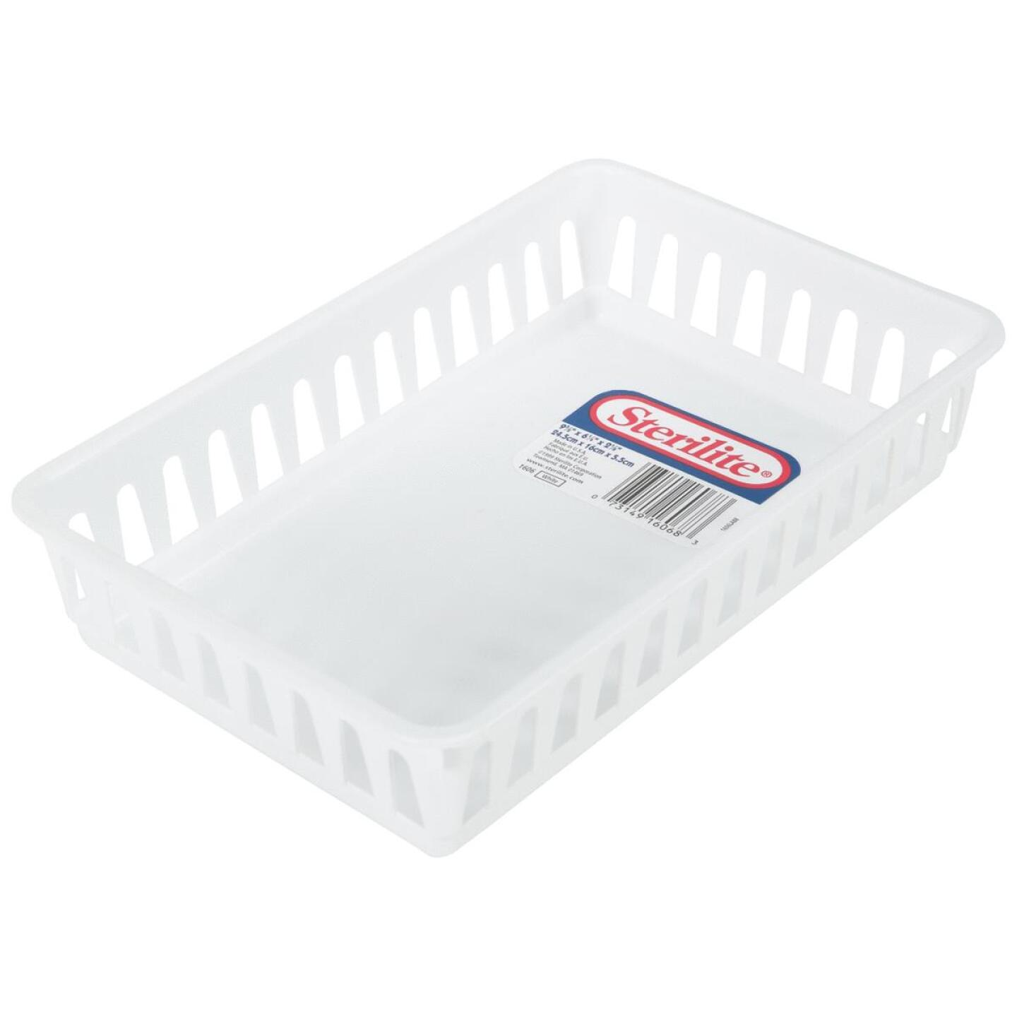 Sterlite Small Storage Tray Image 1