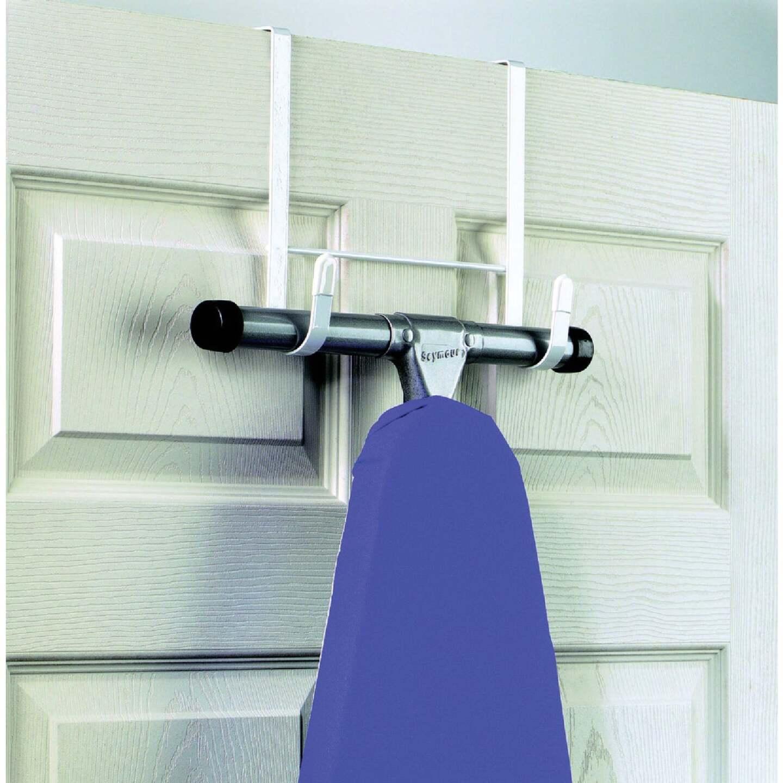 Spectrum Over The Door Ironing Board Holder Image 1