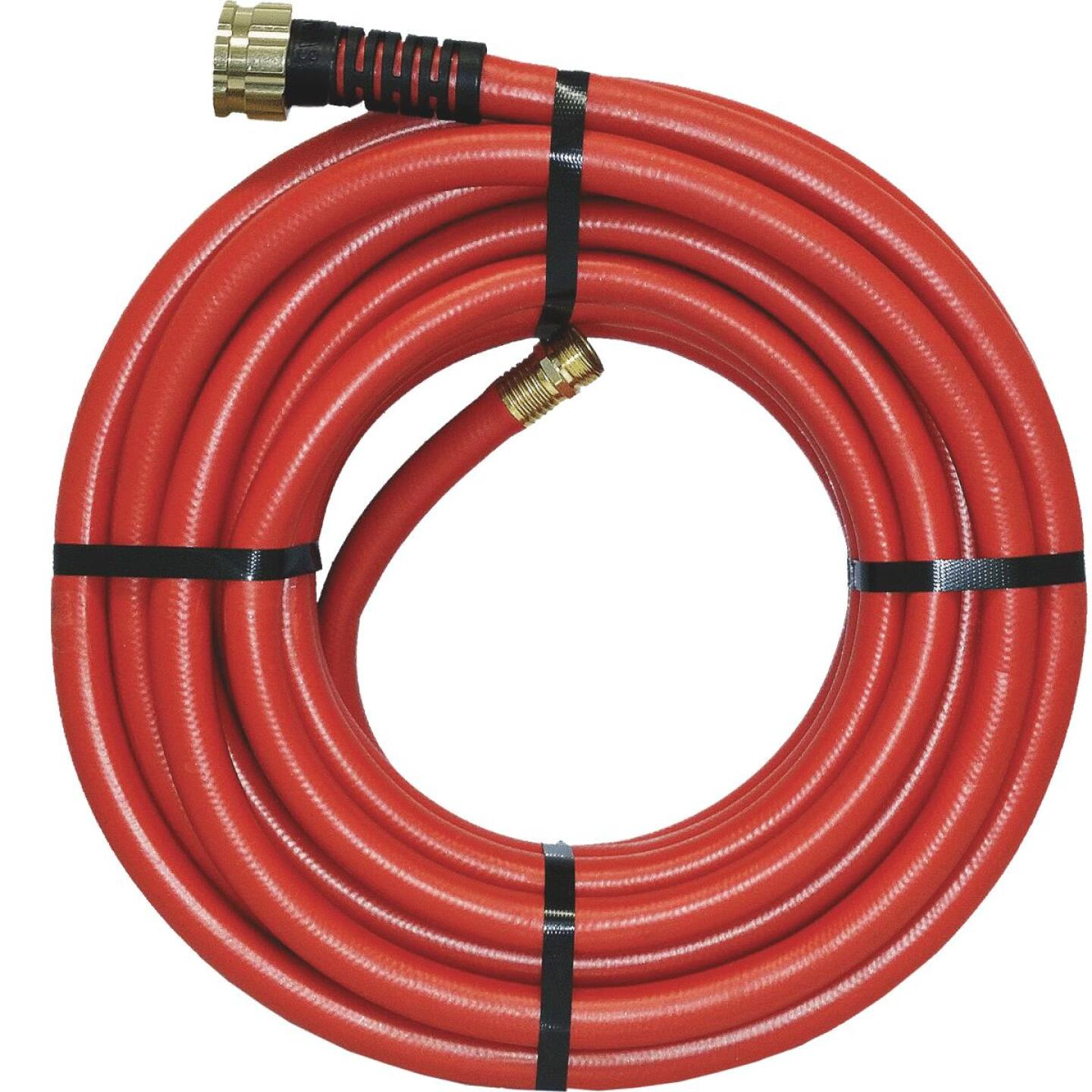 Best Garden 5/8 In. Dia. x 100 Ft. L. Drinking Water Safe Hot Water Hose Image 2