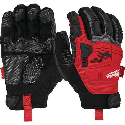 Milwaukee Unisex Large Synthetic Leather Impact Demolition Glove