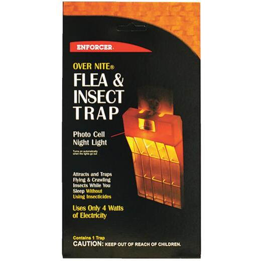 Enforcer Over Nite Insect & Flea Glue Trap