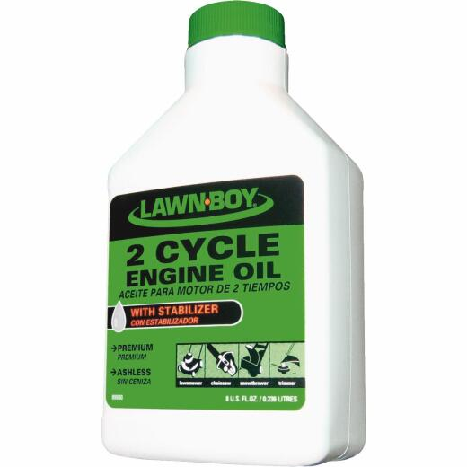 Lawn Boy 2-Cycle Oil, 8 Oz.