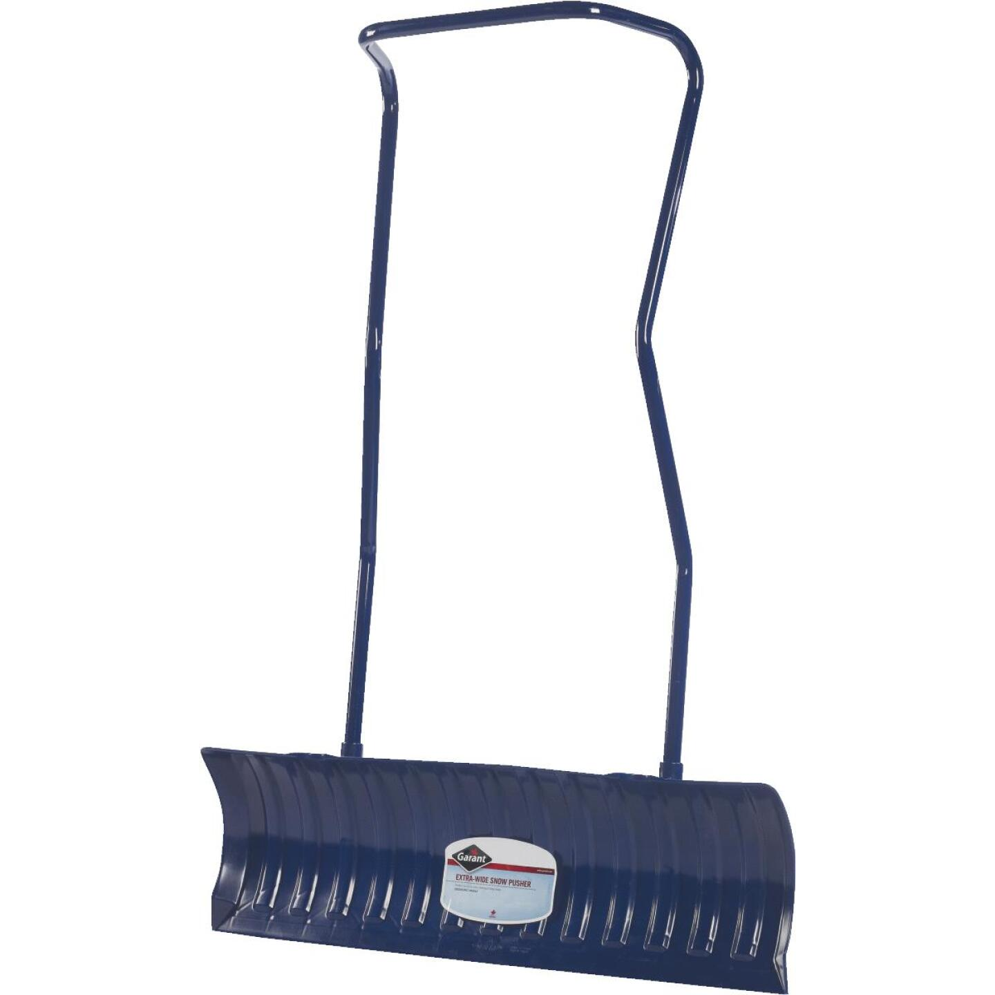 Garant Yukon 36 In. Poly Snow Pusher with 42.5 In. Steel Handle Image 1