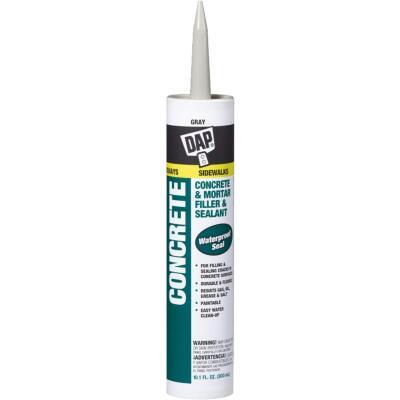 Dap Concrete Sealant 10.5 Oz Gray Concrete Sealant