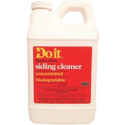 Do It Heavy-Duty Concentrated Siding Cleaner, 1/2 Gal.